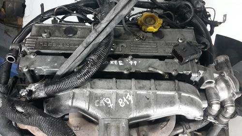 motor jeep cherokee 2.5 td (02093494)