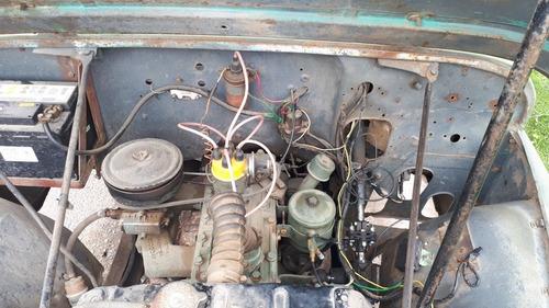 motor jeep ika