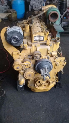 motor jhon deere 4045 tf mecanico reparado