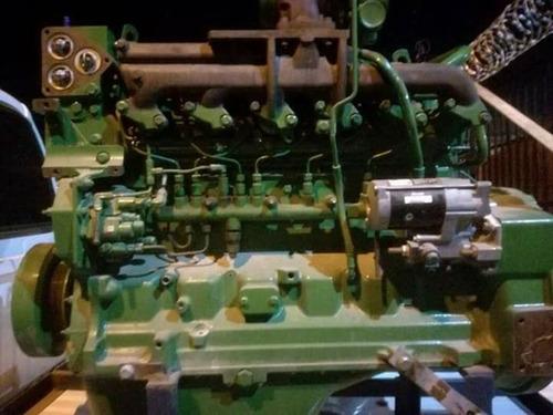 motor jhon deere 6068 tf 275 hp diesel