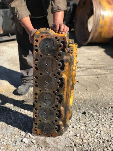 motor john deere e6068t cabeza  bomba agua excavadora690e lc