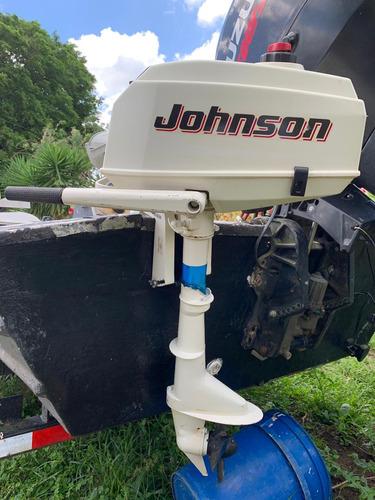 motor johnson 3.5