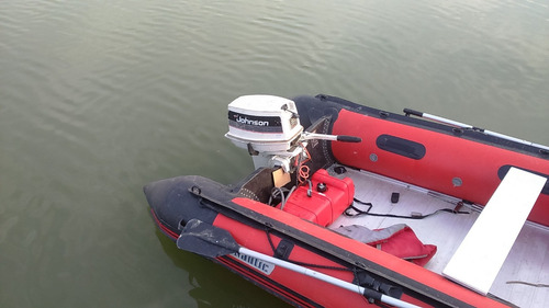 motor johnson 35 hp - pata corta