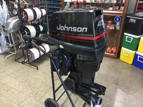 motor johnson 40 hp modelo 1996
