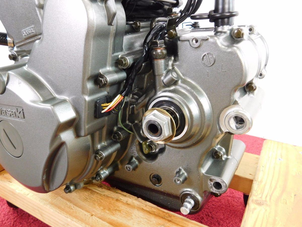 Motor Kawasaki Klr650 Klr 650 Kawasaki Klr650 Cdi