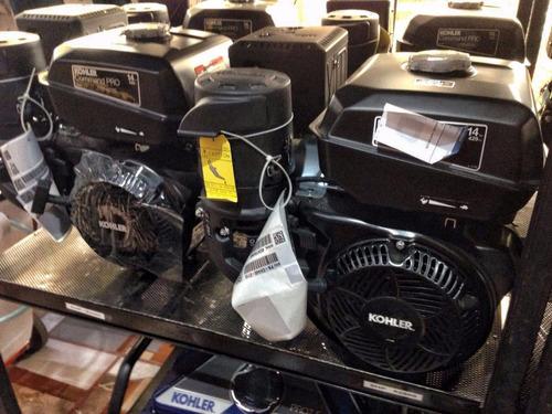 motor kohler de gasolina de 14hp modelo ch440 4 tiempos