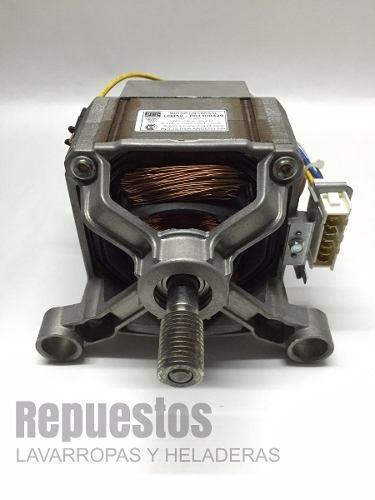 motor lavarropas drean excellent blue 6.08p original cuotas