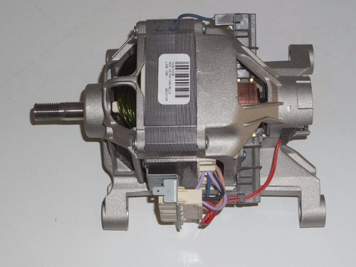 motor lavarropas zanella gz-515 white