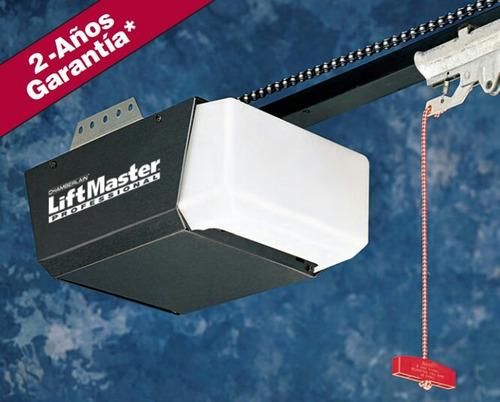 motor liftmasters. levadizos venta y instalación. americanos