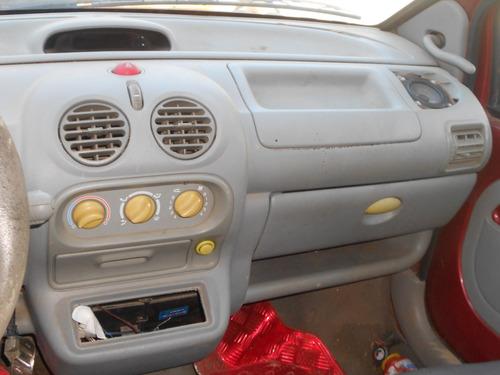 motor limp. para-brisa na troca twingo 98/99