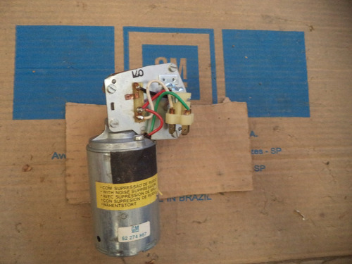 motor limpador pára-brisa