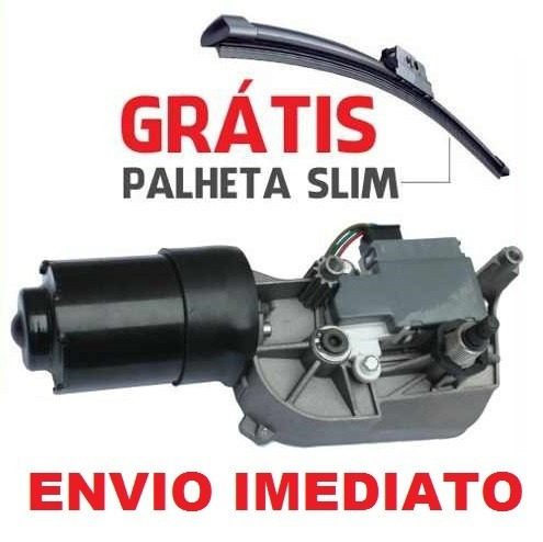 motor limpador parabrisa