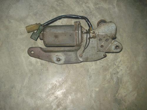 motor limpiaparabrisas trasero original caribe isuzu