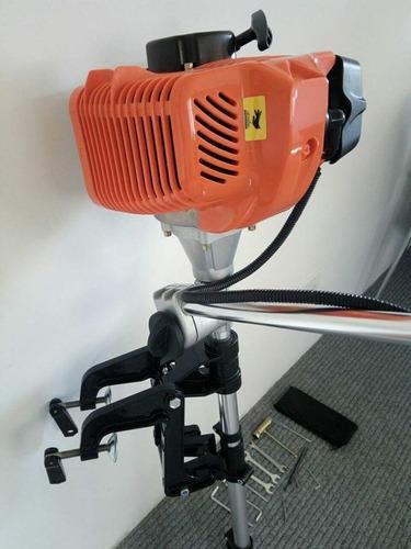 motor ltc eco 3.5 hp 2 t. nuevos en caja cerrada c/ garantia