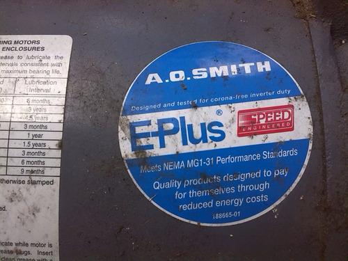 motor marca smith 30 hp 1760 rpm nema nuevo
