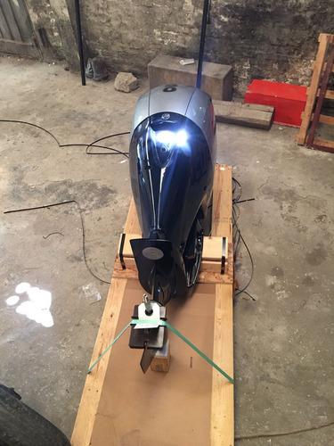 motor mariner/mercury 150 hp 4 tiempos ohs garantia  e/inm