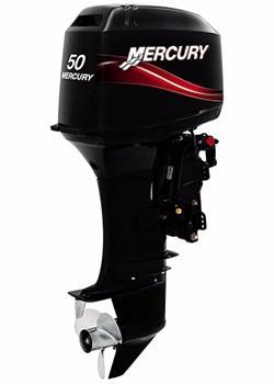 motor marino mercury 50 elpto hp 2 tiempos financiacion!!