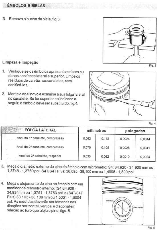 Motor Maxion S4 S4t S4t Plus Diesel Gm Manual Mecanica Portu