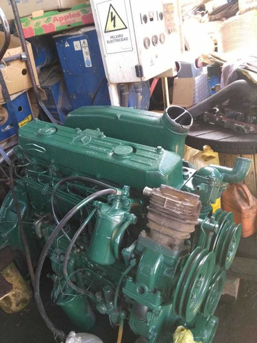 motor mercedes benz 366 turbo