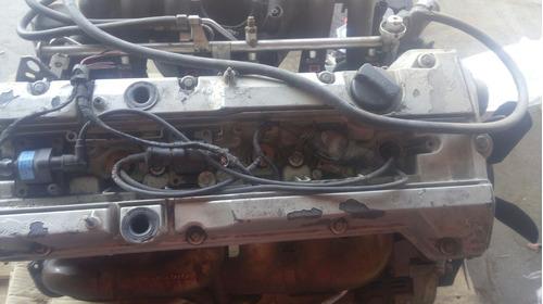 motor mercedes benz  a gasolina e320 6 cilindros en linea