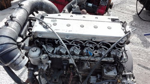 motor mercedes benz om 906 280hp remanufacturado 2010