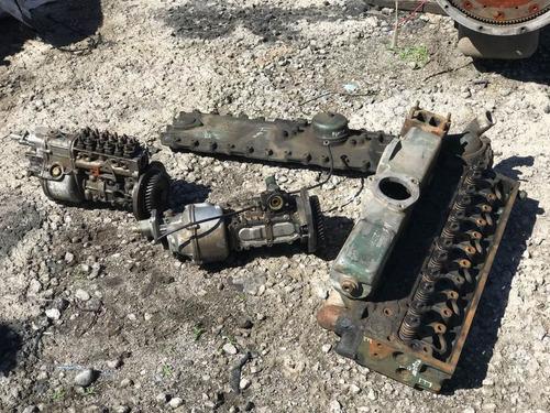 motor mercedes benz om366 cabeza bomba  diesel enfriador