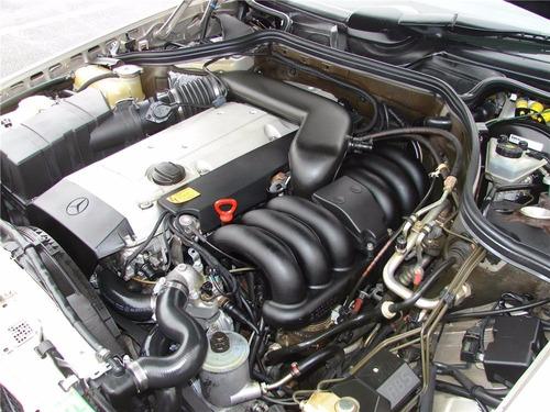 motor mercedes e320 c320 ml320 6cilindros em linha 3.2 nota