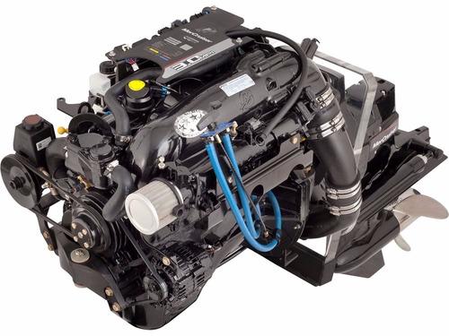 motor mercruiser 3.0 efi 135hp pronta entrega boatsp