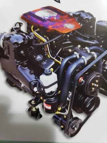 motor mercruiser 357 magnum 2018 nuevo , sin uso