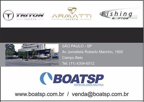 motor mercruiser 4.2 diesel qsd 270hp pronta entrega boatsp