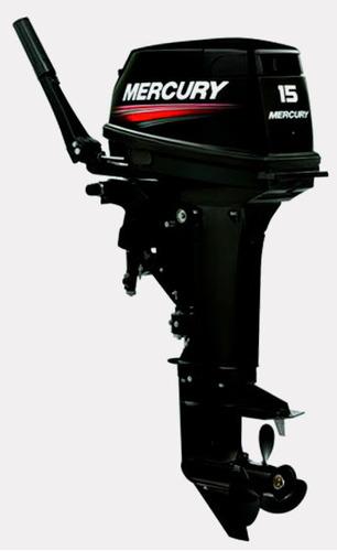 motor mercury 15 hp 2 tiempos  0 hs 2020 náutica del plata