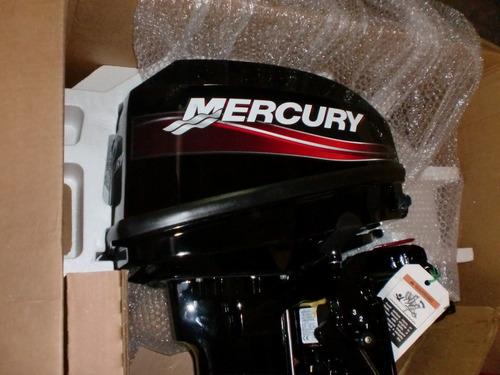 motor mercury 15 hp m  super 2t 0 km quilmes!!!