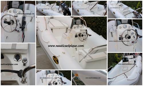 motor mercury 15 hp super 2 tiempos 0 km