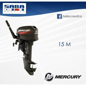 Motor Mercury 15 M Super