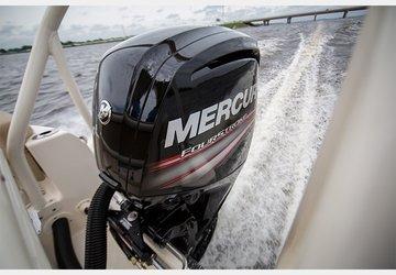 motor mercury 150 hp ct 4 tempos zero!