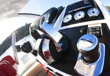 motor mercury 2 x  mercruiser axius 4,5l 250 hp bravo 3 2019