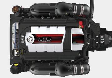 motor mercury 2 x  mercruiser axius 6,2l 300 hp bravo 3 2018