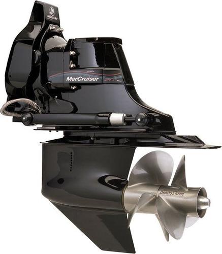 motor mercury 2 x  mercruiser axius 8,2l 380hp bravo 3x 2019