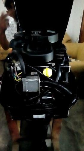 motor mercury 25 hp