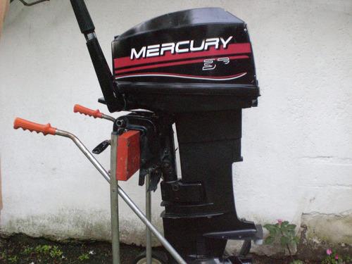 motor mercury 25 hp modelo 2000, pata corta solo despiece