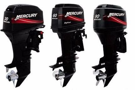 motor mercury 40 elpto hp 2 tiempos
