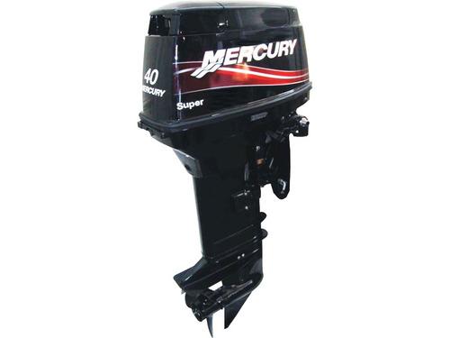 motor mercury 40 hp eo
