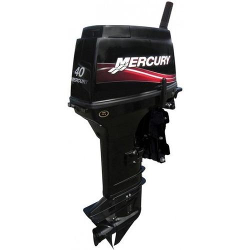 motor mercury 40 hp eo super 2t poddium náutica