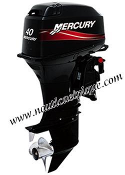 motor mercury 40 hp  m super  0 km. náutica el pique quilmes