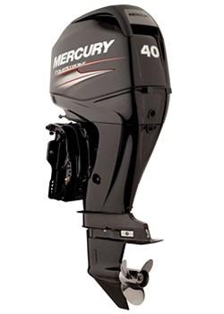 motor mercury 40 ml 4 tiempos / envío sin cargo