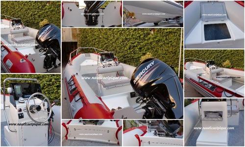 motor mercury 60 hp 4 tiempos elpt 4s efi