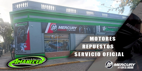 motor mercury 75 hp 2 tiempos elpto dolar oficial!