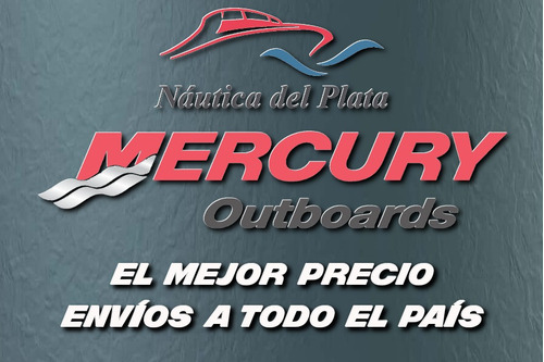 motor mercury 75 hp 4 tiempos  0 hs 2020 náutica del plata