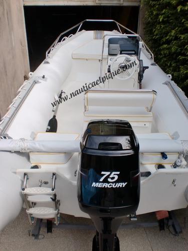 motor mercury 75 hp elpto 2t 0 km se paga en pesos quilmes!!