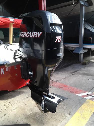 motor mercury 75hp - 4t